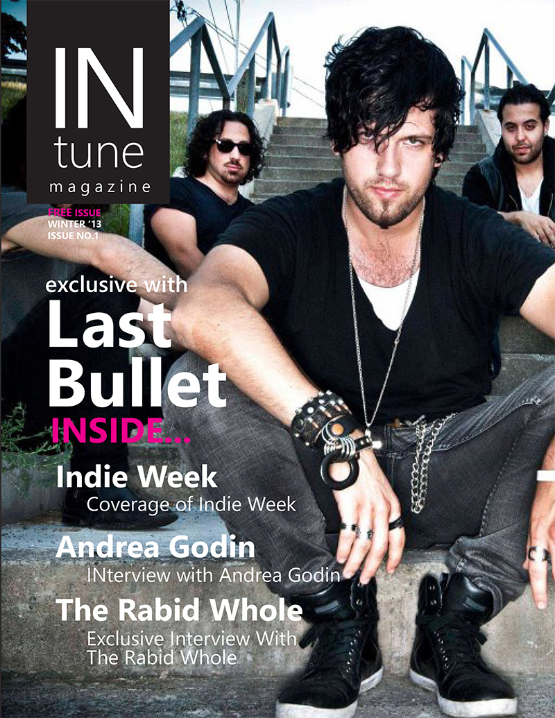 Intune Magazine Winter 2013 Issue